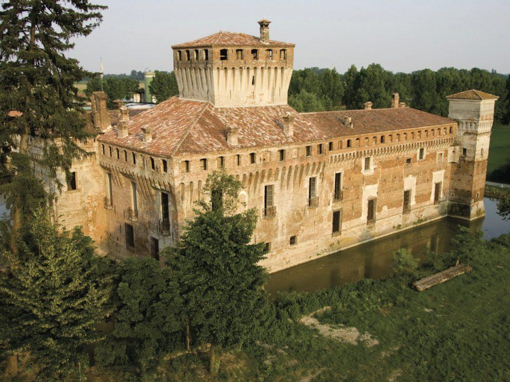 castelo Padernello