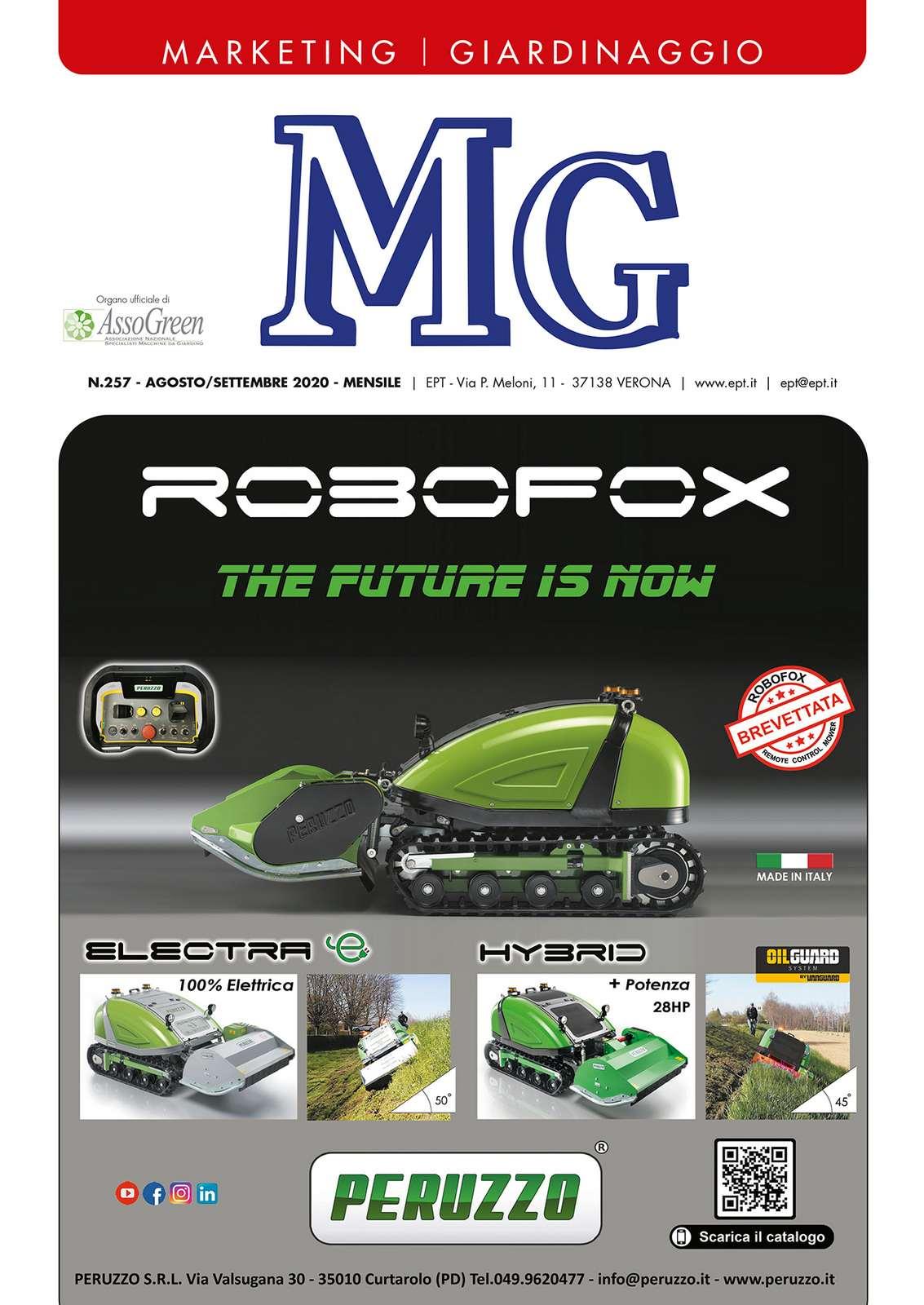 copertina rivista
